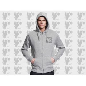 WheelieHooded ''Grey''