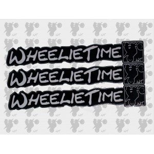 WheelieTime Swing - Arm Stickers