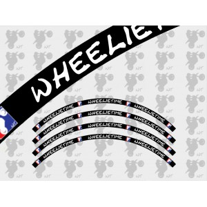 WheelieTime ''Wheel Stripes''